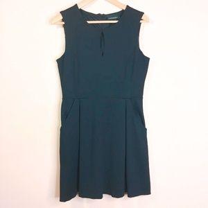 Cynthia Rowley Large Black Stretch Black Dress L